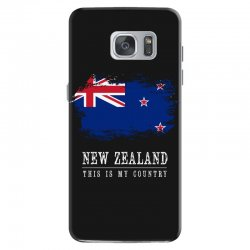 This is my country - New Zealand Samsung Galaxy S7 Case | Artistshot