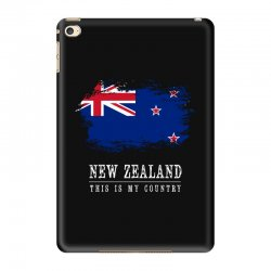 This is my country - New Zealand iPad Mini 4 Case | Artistshot