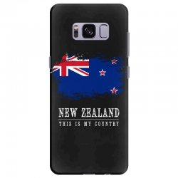 This is my country - New Zealand Samsung Galaxy S8 Plus Case | Artistshot