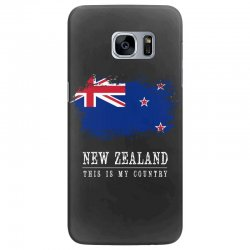 This is my country - New Zealand Samsung Galaxy S7 Edge Case | Artistshot