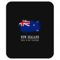This is my country - New Zealand Mousepad | Artistshot