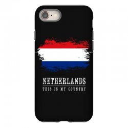 This is my country - Netherlands iPhone 8 Case | Artistshot