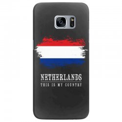This is my country - Netherlands Samsung Galaxy S7 Edge Case | Artistshot