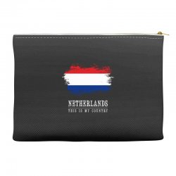 This is my country - Netherlands Accessory Pouches | Artistshot