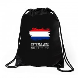 This is my country - Netherlands Drawstring Bags | Artistshot