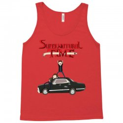 supernatural adventure Tank Top | Artistshot