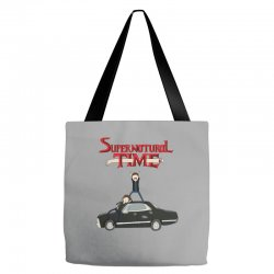 supernatural adventure Tote Bags | Artistshot
