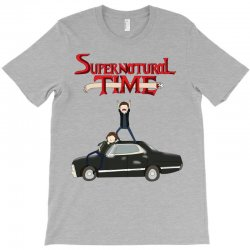 supernatural adventure T-Shirt | Artistshot