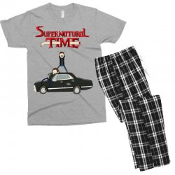 supernatural adventure Men's T-shirt Pajama Set | Artistshot