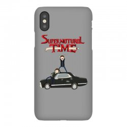 supernatural adventure iPhoneX Case | Artistshot