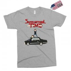 supernatural adventure Exclusive T-shirt | Artistshot