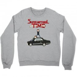 supernatural adventure Crewneck Sweatshirt | Artistshot
