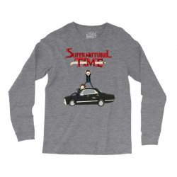 supernatural adventure Long Sleeve Shirts | Artistshot