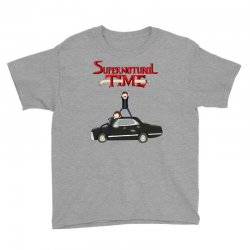 supernatural adventure Youth Tee | Artistshot