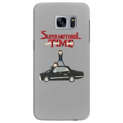 supernatural adventure Samsung Galaxy S7 Edge Case | Artistshot