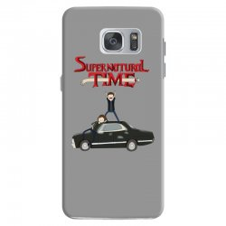 supernatural adventure Samsung Galaxy S7 Case | Artistshot