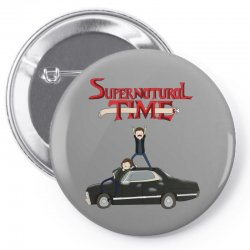 supernatural adventure Pin-back button | Artistshot