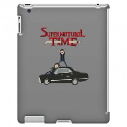 supernatural adventure iPad 3 and 4 Case | Artistshot