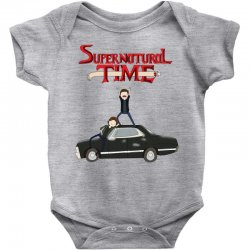 supernatural adventure Baby Bodysuit | Artistshot