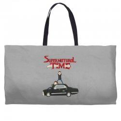 supernatural adventure Weekender Totes | Artistshot