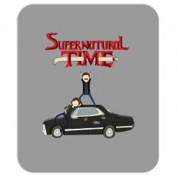 supernatural adventure Mousepad | Artistshot