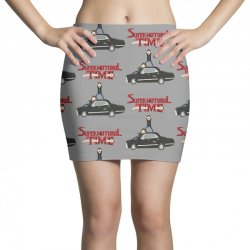 supernatural adventure Mini Skirts | Artistshot
