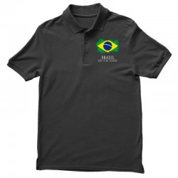 This is my country - Brazil Polo Shirt | Artistshot