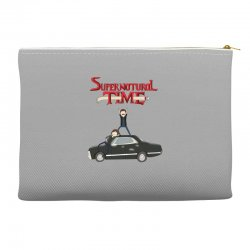 supernatural adventure Accessory Pouches | Artistshot