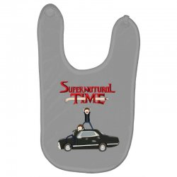 supernatural adventure Baby Bibs | Artistshot