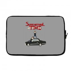 supernatural adventure Laptop sleeve | Artistshot