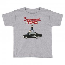 supernatural adventure Toddler T-shirt | Artistshot