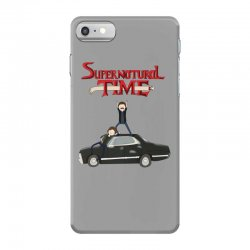 supernatural adventure iPhone 7 Case | Artistshot