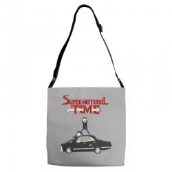 supernatural adventure Adjustable Strap Totes | Artistshot