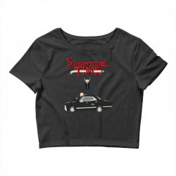 supernatural adventure Crop Top | Artistshot