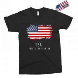 This is my country - USA Exclusive T-shirt | Artistshot