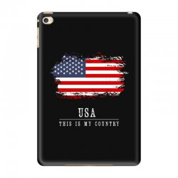 This is my country - USA iPad Mini 4 Case | Artistshot