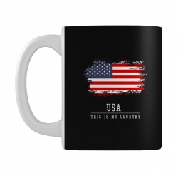 This is my country - USA Mug | Artistshot