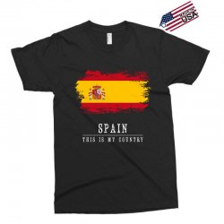 This is my country - Spain Exclusive T-shirt | Artistshot