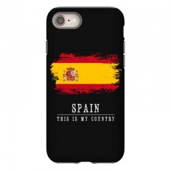 This is my country - Spain iPhone 8 | Artistshot