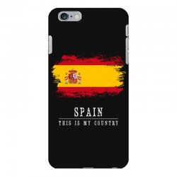 This is my country - Spain iPhone 6 Plus/6s Plus Case | Artistshot