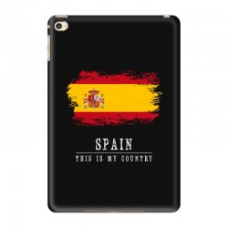 This is my country - Spain iPad Mini 4 | Artistshot