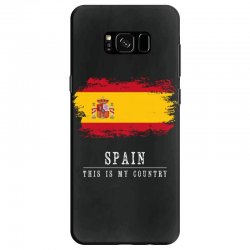 This is my country - Spain Samsung Galaxy S8 | Artistshot