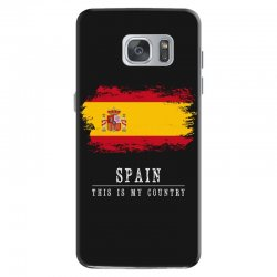 This is my country - Spain Samsung Galaxy S7 | Artistshot