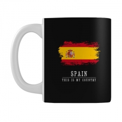 This is my country - Spain Mug | Artistshot