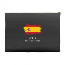This is my country - Spain Accessory Pouches | Artistshot