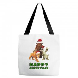 sid manfred diego happy christmas for light Tote Bags | Artistshot