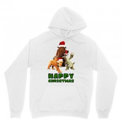 sid manfred diego happy christmas for light Unisex Hoodie | Artistshot