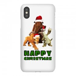 sid manfred diego happy christmas for light iPhoneX Case | Artistshot