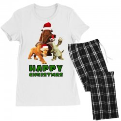 sid manfred diego happy christmas for light Women's Pajamas Set | Artistshot