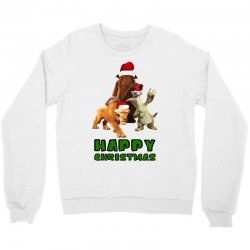 sid manfred diego happy christmas for light Crewneck Sweatshirt | Artistshot